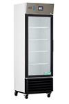23 Cubic Foot ABS TempLog Premier Laboratory Single Glass Door Refrigerator - Hydrocarbon