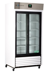 33 Cubic Foot ABS Premier Double Sliding Glass Door Laboratory Refrigerator