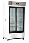 33 Cubic Foot Premier Double Sliding Glass Door Chromatography Refrigerator
