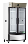 35 Cubic Foot ABS Premier Double Swing Glass Door Chromatography Refrigerator - Hydrocarbon