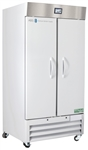 36 Cubic Foot ABS TempLog Premier Double Solid Swing Door Laboratory Refrigerator - TIER 1
