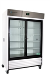 47 Cubic Foot Premier Double Sliding Glass Door Chromatography Refrigerator
