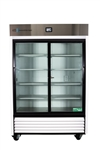 47 Cubic Foot TempLog Premier Double Sliding Glass Door Chromatography Refrigerator - Hydrocarbon