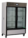 49 Cubic Foot TempLog Premier Double Swing Glass Door Chromatography Refrigerator
