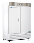 49 Cubic Foot ABS TempLog Premier Double Solid Swing Door Laboratory Refrigerator - Hydrocarbon