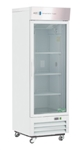 16 Cubic Foot Single Swing Glass Door Chromatography Refrigerator - Hydrocarbon