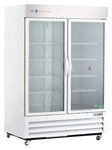 49 Cubic Foot Double Swing Glass Door Chromatography Refrigerator - Hydrocarbon