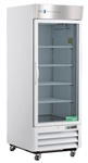 26 Cubic Foot ABS Single Swing Glass Door Laboratory Refrigerator
