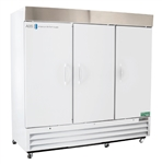 72 Cubic Foot Triple Swing Solid Door Laboratory Refrigerator - Hydrocarbon (Medical Grade)