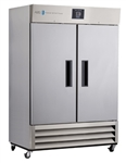 49 cu ft ABS Premier Stainless Steel Laboratory Refrigerator - Hydrocarbon