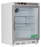 4.6 Cubic Foot ABS Premier Glass Door Built-in Undercounter Refrigerator - Hydrocarbon