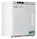4.2 Cubic Foot ABS Premier Built-In Undercounter Freezer ADA, Left Handed - Hydrocarbon