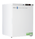 4 Cu Ft ABS Premier Freestanding Undercounter Freezer (-30°C) - Hydrocarbon (Medical Grade)