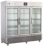 72 Cu Ft ABS TempLog Premier Stainless Laboratory Refrigerator w/Glass Door, Touch Screen - Hydrocarbon (Medical Grade)