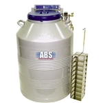Auto Jr. 6,000 Vial Capacity Auto Fill Cryogenic Tank