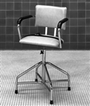 Whitehall Adjustable Low Chair