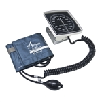 Amico Wall Mounted Aneroid Sphygmometer w/ Adult Cuff