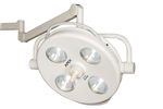 APEX Surgical Light, 10 ft Single Ceiling Mount
