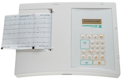 Cardioline ar1200 Portable ECG Machine AR1200ADV AR1200view