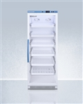 AccuCold ARG12MLDR 12 Cu.Ft. Upright Laboratory Refrigerator w/ Removable Drawers