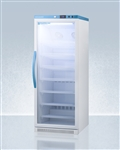Accucold 12 cu ft Upright Glass Door Vaccine Refrigerator