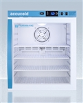 Accucold ARG1PV Performance Pharmacy-Vaccine Refrigerator 1 Cu. Ft. with Glass Door