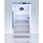 AccuCold ARG31PVBIADA 2.83 cu ft Vaccine Refrigerator w/ Glass Door (ADA Height)