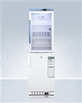 AccuCold ARG3PV-ADA305AFSTACK 5.47 cu ft Vaccine Refrigerator/Freezer Combination
