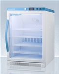 ACCUCOLD ARG6PV Performance ADA Height Vaccine Refrigerator 6 Cu. Ft. with Glass Door