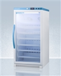 ACCUCOLD ARG8PV Performance Upright Vaccine Refrigerator 8 Cu. Ft. with Glass Door