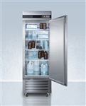 Accucold 23 cu ft Upright Stainless Steel Pharmacy Refrigerator