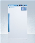 Accucold 3 cu ft Counter Height Vaccine Refrigerator w/ Solid Door & Digital Data Logger