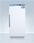 Accucold 8 cu ft Upright Vaccine Refrigerator w/ Solid Door & Digital Data Logger