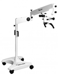 Seiler Alpha Air 3 Dental Microscope (Fixed 45° Head)
