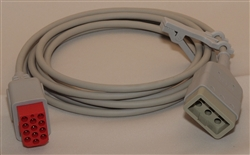 Bionet  ECG Extension Cable for Esophageal Probe