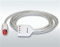 Bionet 5 Lead ECG Extension Cable