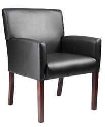 B629M Reception Box Arm Chair