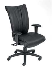 B750 Executive Multi-Function LeatherPlus Chair