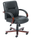 B8906 Executive Leather Chair