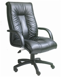B9301 Italian Executive Leather Chair