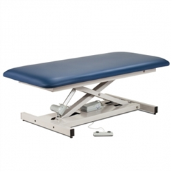 Open Base, Extra Wide Bariatric Imaging Flat Top Table