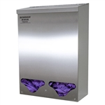 Bowman Bulk Dispenser - Tall Double Bin