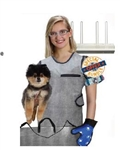 EZ Guard Apron Bundle Kit with Protective Mittens Lightweight Lead