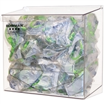 Bowman Bulk Dispenser - Single Bin - Short