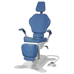 BR Surgical Electric ENT Chair (380° Chair Rotation (190° right / 190° left))