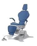 BR Surgical Electric ENT Chair (Six Programmable Position Memory) (300° Chair Rotation)