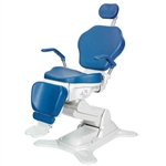 BR Surgical Electric ENT Chair (Sixteen Programmable Position Memory) (300° Chair Rotation)