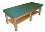 Bariatric H-Brace Treatment Table - 1000 lbs Capacity