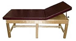 Adjustable Back Bariatric Treatment Table - 1000 lbs Capacity