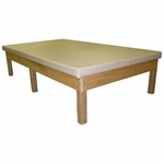 Bariatric Mat Table 1000 lbs Capacity